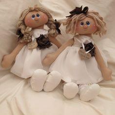 Rag Doll - Bridesmaid or Flower Girl