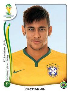 """Brasil - Neymar da Silva Santos Jr. """"Levante essa cabeça mete pé e vai na fé"""""""