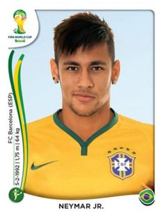 Brasil - Neymar da Silva Santos Jr.
