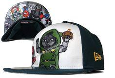 Tokidoki Snapback Hat #48