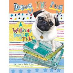 Doug the Pug is a charming little baggy dog. Here, he shares tales of his busy life as a working dog. All royalties for this book will be donated to the Pets As Therapy.