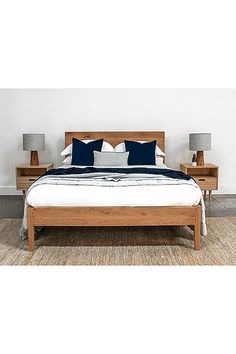 Curve Bed @southwood home