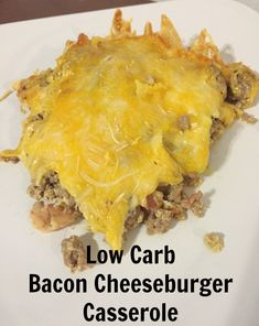 Every week, I usually comb through Pinterest trying to find menu ideas for the week. Right now, I'm on a low carb diet while the rest of my family is not so I'm always looking for recipes that I can modify and will make all of us happy. I kept coming across this amazing …