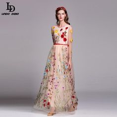 Vintage A-Line Embroidery Elegant Temperament Long Sleeve Floor-Length Dress $88.10 => Save up to 60% and Free Shipping => Order Now! #fashion #woman #shop #diy http://www.clothesdeals.net/product/vintage-a-line-embroidery-long-dress-elegant-temperament-long-sleeve-floor-length-dress-autumn2016-new-fashion-for-women