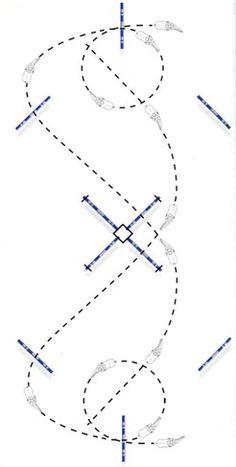 Pole/jump exercises