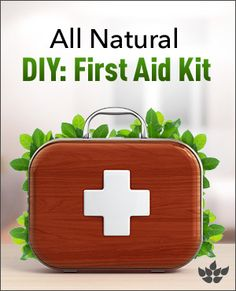 How cool is this--everything you need to know about putting together your own first aid kit!