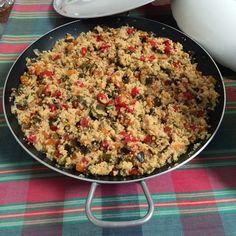 Ricetta Couscous freddo di pollo - La Ricetta di GialloZafferano