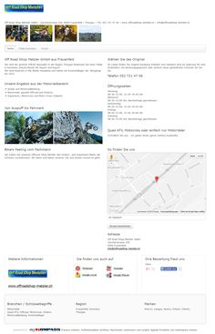 Off Road Shop Metzler GmbH, Frauenfeld, Quad, Offroad, Motocross, Motorräder