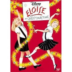 Directed by Kevin Lima. With Julie Andrews, Sofia Vassilieva, Kenneth Welsh, Debra Monk. Eloise insists on helping with yuletide nuptials. Great Christmas Movies, Christmas Books, Christmas Time, Holiday Movies, Merry Christmas, Family Christmas, Xmas, White Christmas, Holiday Fun