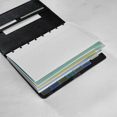 Circa Wafer Tab Dividers, Junior