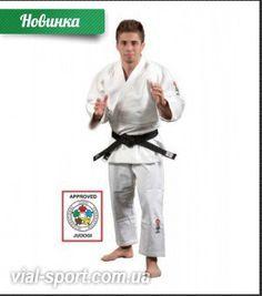 http://vial-sport.com.ua/dzyudogi-daedo-ijf-judo2001  !! Дзюдоги #Daedo IJF JUDO2001  ✔ Большой выбор товаров для единоборств и спорта   ✔Конкурентные цены, акции и распродажи ⬇ Купить, подробное описание и цена здесь ⬇ http://vial-sport.com.ua/dzyudogi-daedo-ijf-judo2001 Кимоно выполнено из белого хлопка и включает в себя куртку и брюки.  На левом рукаве куртки размещен логотип Daedo.На лацканах, вороте и верхней части спины есть дополнительные вставки, которые укрепляют их. На брюках есть…
