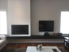 Tv Walls, Fireplaces, Flat Screen, Deco, Fireplace Set, Kitchen, Home, House, Blood Plasma