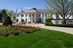 Governor's Mansion. Free public tours offered June-August and for the holiday season.