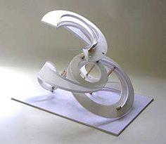 生徒作品|大橋美術研究所・美大受験予備校 Wave Design, Design Art, Abstract Sculpture, Sculpture Art, Cardboard Sculpture, Arch Model, Outdoor Sculpture, Contemporary Sculpture, Metal Projects