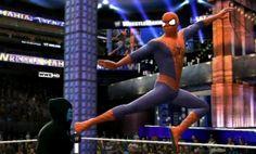 Spider Man vs Electro - WWE 2K14 Wwe 2k14, 2k Games, Man Vs, Videogames, Spiderman, Exercise, Gym, Spider Man, Ejercicio