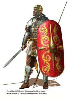 roman praetorian armor - Google Search