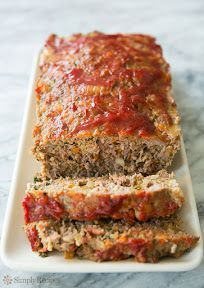COPYCAT CRACKER BARREL MEATLOAF (Serves: 6-8) ~~ This is a wonderful recipe. I've been making it at least twice a month for the past 6 months, and my Daughter always asks me when I'm going to make it again. Great in sandwiches the next day for lunch, too.~~ Click on the pic to access the full recipe.