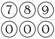 alphabet8-number - フォト蔵