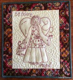 BubzRugz: Mini Quilt .....