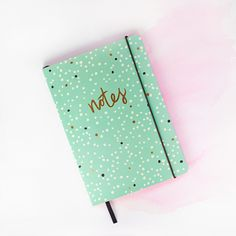 "Cuaderno DeLuxe ""Notes"""