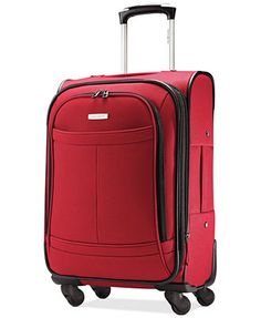 """Samsonite Cape May 2 21\"""" Carry On Spinner Suitcase"""
