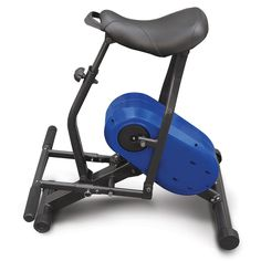 Want The Benefits Of Horseback Riding Without The Hassle? Compact Core Exerciser ... see more at InventorSpot.com