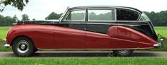 Rolls-Royce Silver Wraith Limousine by Freestone & Webb 1956.