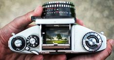 I Take Pictures Through The Viewfinder Of An Old Analog Camera | Bored Panda