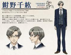 Semi Sweety ~Half of your Love Story~: Kuro to Kin no Akanai Kagi เกมจีบหนุ่ม 18+ เป็น Anime แล้ว!!?