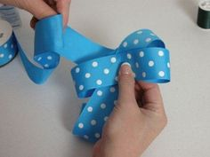 How To Make Hair Bows, Video & Step by Step!   Southern Plate