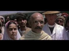 Gandhi (1982) (3:11:15) - Biography of Mohandas K. Gandhi, the lawyer who became the famed leader of the Indian revolts against the British rule through his philosophy of non-violent protest.