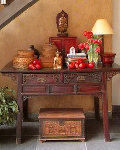 Feng Shui and Vastu Shastra (Sans the Spiritual Stuff) Guide to Feng Shui and Vastu Shastra (without the Spiritual Stuff) – ELLE DECOR Decor, Decor Design, Asian Furniture, Eclectic Decor, Feng Shui And Vastu, Indian Decor, Asian Inspired Decor, Elle Decor, Asian Interior