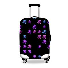 Luggage Cover Pink Realtree Camo Protective Travel Trunk Case Elastic Luggage Suitcase Protector Cover