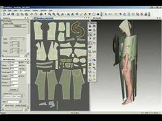 Adobe Clothing Design Software Opti Tex fashion design