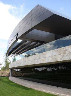 House in Pozuelo de Alarcón by A-cero Architects » CONTEMPORIST
