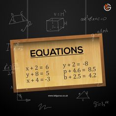 Linear equation in one variable An equation which is expressed in the form of ax + b = 0, where a and b are two real numbers and x is a variable that has only one solution. For example, 2x - 10 = 8 is a linear equation having a single variable in it. So, this equation will have only one solution, which is x = 9. Online Math Classes, Real Numbers, Math Tutor, Classroom Environment, About Uk, Mathematics, Equation, Teaching, Math
