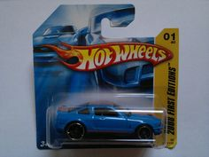 2008 - FORD Mustang ´2007 Shelby GT500 (Hot Wheels)