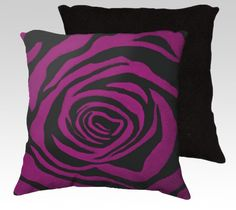 Soft velveteen pillowcase available in various by Felicianationink