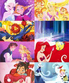 """ Brittney Lee + Walt Disney Animation Studios """