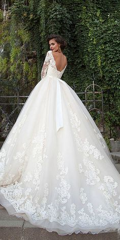 40 Beautiful Lace Wedding Dresses To Die For