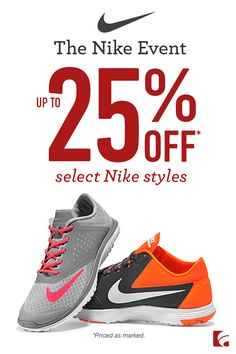 The holidays may be over, but that doesn't mean we're done celebrating! For one week only, get big savings on the coolest Nike styles around. Stock up on your favorites or try something new. Any way you spin it, this deal is a real game changer.