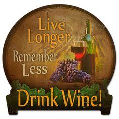 live longer....