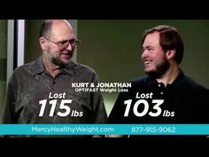 Meet Kurt and Jonathan, they lost a combined 218lbs with Mercy Health - Weight Management Solutions! Learn more about our surgical and nonsurgical weight loss options at 513-682-6980.
