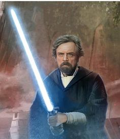 Luke Skywalker by Brian Rood #starwars #starwarsart