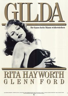 """CAST: Rita Hayworth, Glenn Ford, George Macready, Joseph Calleia, Steven Geray; DIRECTED BY: Charles Vidor; PRODUCER: Columbia Pictures; Features: - 11"""" x 17"""" - Packaged with care - ships in sturdy re"""
