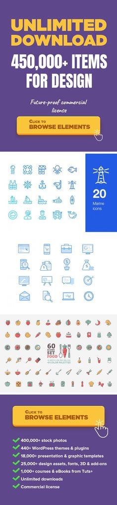 20 Marine icons Graphics, Icons marine, sea, water, ship, ocean, sail, diver, lighthouse, fish, scuba, octopus, boat, swim, anchor, vessel   20 icons in outline style of Marine. Each icon is pixel perfect and based on 44x44 px grid.What's inside: AI (17) and EPS (10) all-in-one files SVG — separate for each icon (20 files) PNG — 44, 88, 176 px (60 files)
