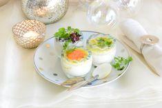 Oeufs de caille festifs en cocotte - Le Vitaliseur de Marion -Vanessa Romano