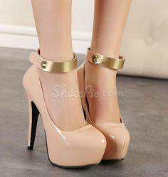 Sexy Wild Night Club Wearing Platform Heels