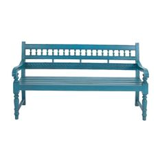 Found it at Wayfair - Mahogany Wooden Garden Bench