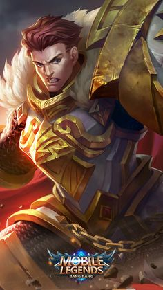 Mobile Legends Tigreal Build e dicas Hp Mobile, Best Mobile, Mobile Game, Mobile Legend Wallpaper, Hero Wallpaper, Alucard Mobile Legends, Legend Images, The Legend Of Heroes, Anime Drawings Sketches